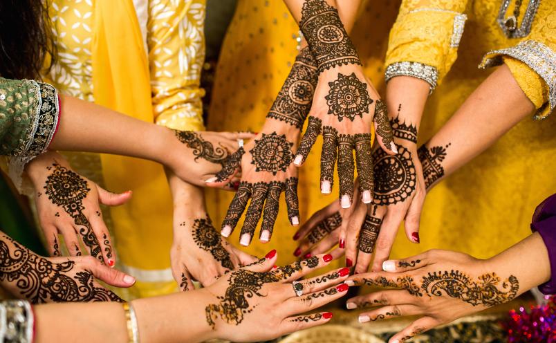 Tattoo Woman Wedding India